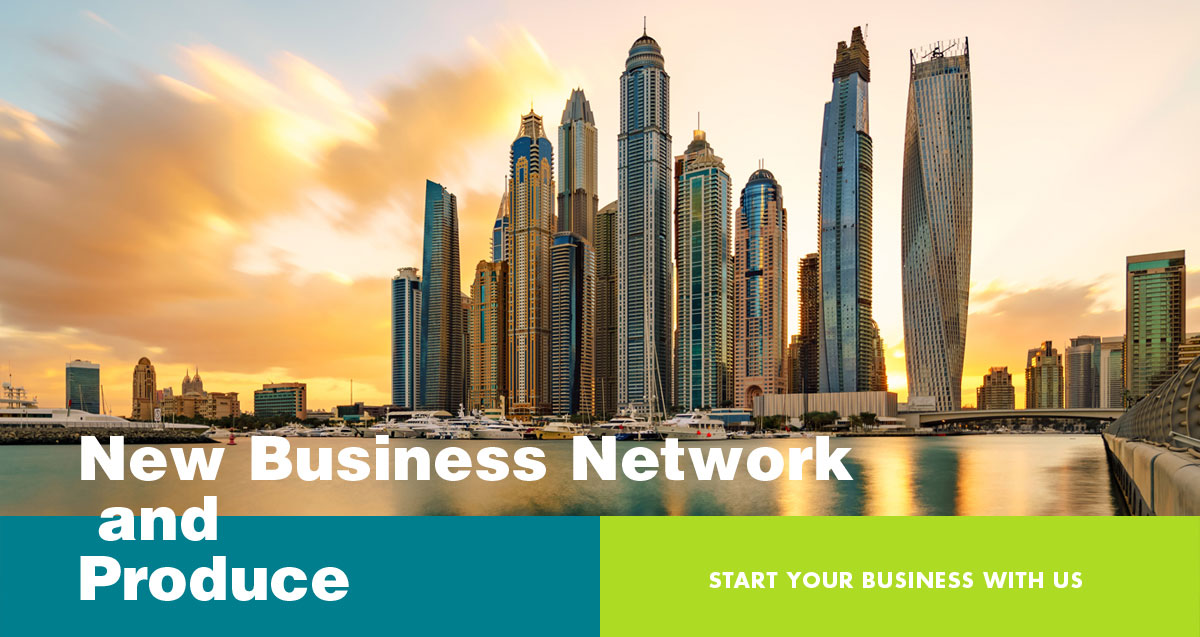 New business network and produce